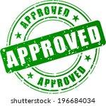vector illustration of green...   Shutterstock .eps vector #196684034