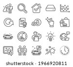 technology icons set. included... | Shutterstock .eps vector #1966920811