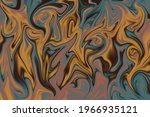 An Abstract Wavy Psychedelic...