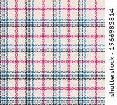 plaid seamless pattern. fashion ...   Shutterstock .eps vector #1966983814