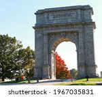 The National Memorial Arch In...