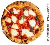 Isolated Neapolitan Pizza...