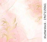 abstract dusty blush liquid... | Shutterstock .eps vector #1967115061