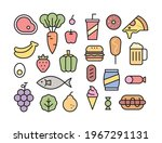 fresh ingredients and high... | Shutterstock .eps vector #1967291131