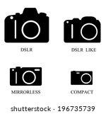 Dslr Camera Free Vector Art - (1028 Free Downloads)