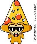 vector illustration of pizza...   Shutterstock .eps vector #1967361304