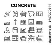 concrete production collection... | Shutterstock .eps vector #1967370844
