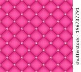 Seamless Glam Pink Silk Quilte...