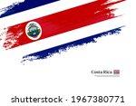 stylish brush flag of costa...   Shutterstock .eps vector #1967380771