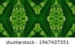 Aztec Rug Emerald Green Grunge...
