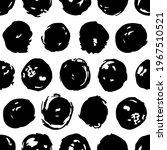 hand drawn seamless pattern... | Shutterstock .eps vector #1967510521