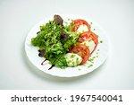 Classic Italian Caprese Salad...