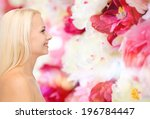 beauty  spa and health concept  ... | Shutterstock . vector #196784447
