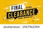 sale banner with final... | Shutterstock .eps vector #1967962354