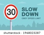 safety driving rules. obey the...   Shutterstock .eps vector #1968023287
