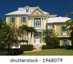 upscale luxury home in...   Shutterstock . vector #1968079