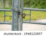Aluminium Gate And Centre Post...