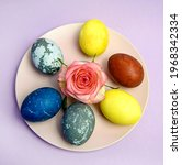 Easter Is A Minimalist Plate...
