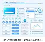 online banking infographics ui...