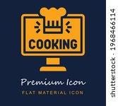 cooking show premium material...