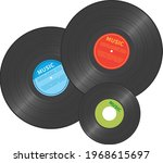 image illustrations of lp and...   Shutterstock .eps vector #1968615697