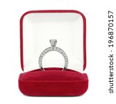 Image Of Wedding Rings In A...