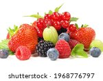 Mixed Berries   Strawberries ...
