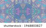 Watercolor Ethnic Design....