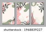 botanical art. abstract organic ... | Shutterstock .eps vector #1968839227