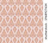 vector floral textured print.... | Shutterstock .eps vector #1968927634