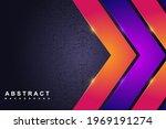 abstract modern technology... | Shutterstock .eps vector #1969191274