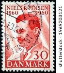 Denmark   Circa 1960  Stamp...