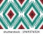 ikat ethnic tribal seamless...   Shutterstock .eps vector #1969376524