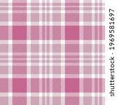 dusky pink classic tartan....   Shutterstock .eps vector #1969581697