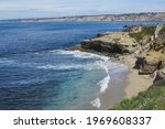 View Of The Pacific Ocean Along ...