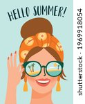 vector illustration of cute...   Shutterstock .eps vector #1969918054