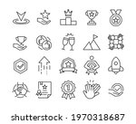 success line icons   vector...   Shutterstock .eps vector #1970318687