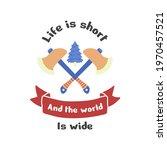 vintage quote illustration... | Shutterstock .eps vector #1970457521