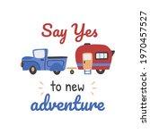 vintage quote illustration... | Shutterstock .eps vector #1970457527