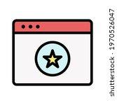 webpage  browser  rating ...   Shutterstock .eps vector #1970526047