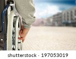 chair and city  | Shutterstock . vector #197053019