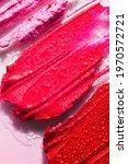Lipstick Or Lip Gloss Swatch...