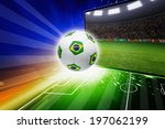 technology  sports background   ... | Shutterstock . vector #197062199