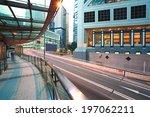 hongkong at city road light... | Shutterstock . vector #197062211
