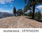 view of the mt baldy trail in...   Shutterstock . vector #1970763194