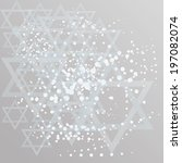 vector modern abstract... | Shutterstock .eps vector #197082074