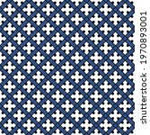 blue pattern in the style of...   Shutterstock .eps vector #1970893001