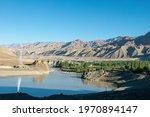 Leh  Ladakh  India  24 July...
