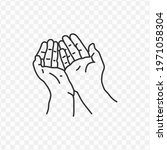 transparent prayer icon png ...