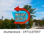 Weirs Beach  Laconia  Nh  Usa   ...